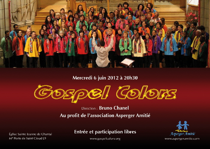 Gospel of Colors