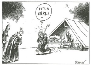 Le comité de la jupe lutte contre les discriminations à l'égard des femmes dans l'église catholique