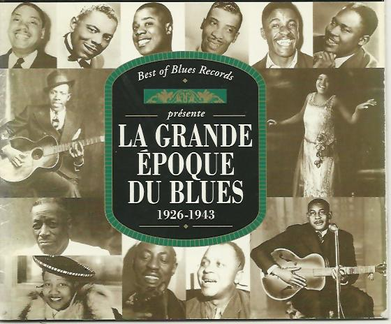 la grande époque du blues