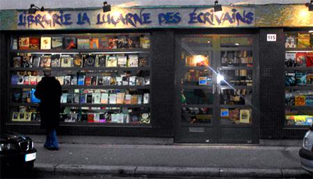 librairie lucarne des ecrivains