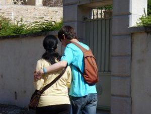joachim et sa mère