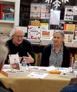 Elisabeth Motsch et Pierre Josse